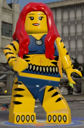 Tigra Lego Marvel And Dc Superheroes Wiki Fandom Powered By Wikia