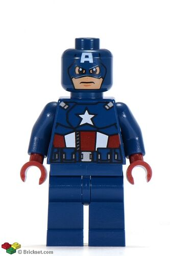 Lego Marvel Superheroes Leader