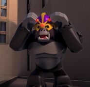 Gorilla Grodd Lego Batman 0001