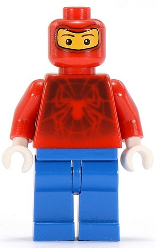 Spider-Man (Wrestling Costume) - Lego Marvel and DC Superheroes Wiki - FANDOM powered by Wikia
