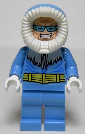 Captain Cold Lego Marvel And Dc Superheroes Wiki Fandom