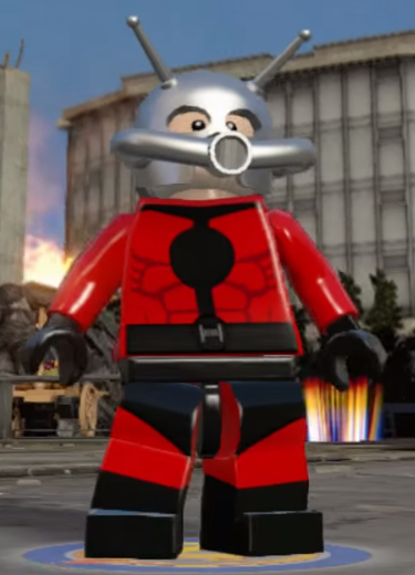 Ant-Man (Classic) | Lego Marvel and DC Superheroes Wiki | FANDOM ...