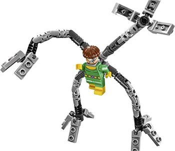 Doctor Octopus   Lego Marvel and DC Superheroes Wiki ...