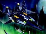 Riddler's Jet