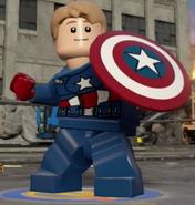 CaptainAmericaNoHelmet