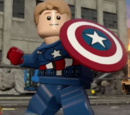 Captain America (No Helmet)