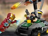 76008 Iron Man vs The Mandarin: Ultimate Showdown