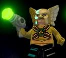 Lex Luthor (Hawkman Disguise)
