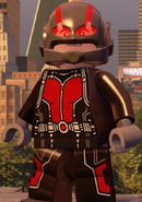 Ant man scott lang