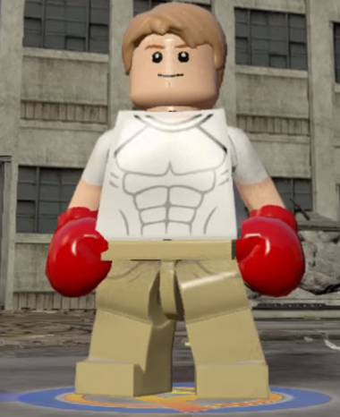 Steve Rogers (Boxing Gloves) | Lego Marvel and DC Superheroes Wiki ...