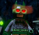 Batman (Sensor Suit)