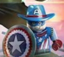 Captain America (Old West)