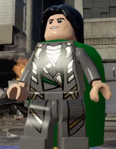 Loki (No Helmet)