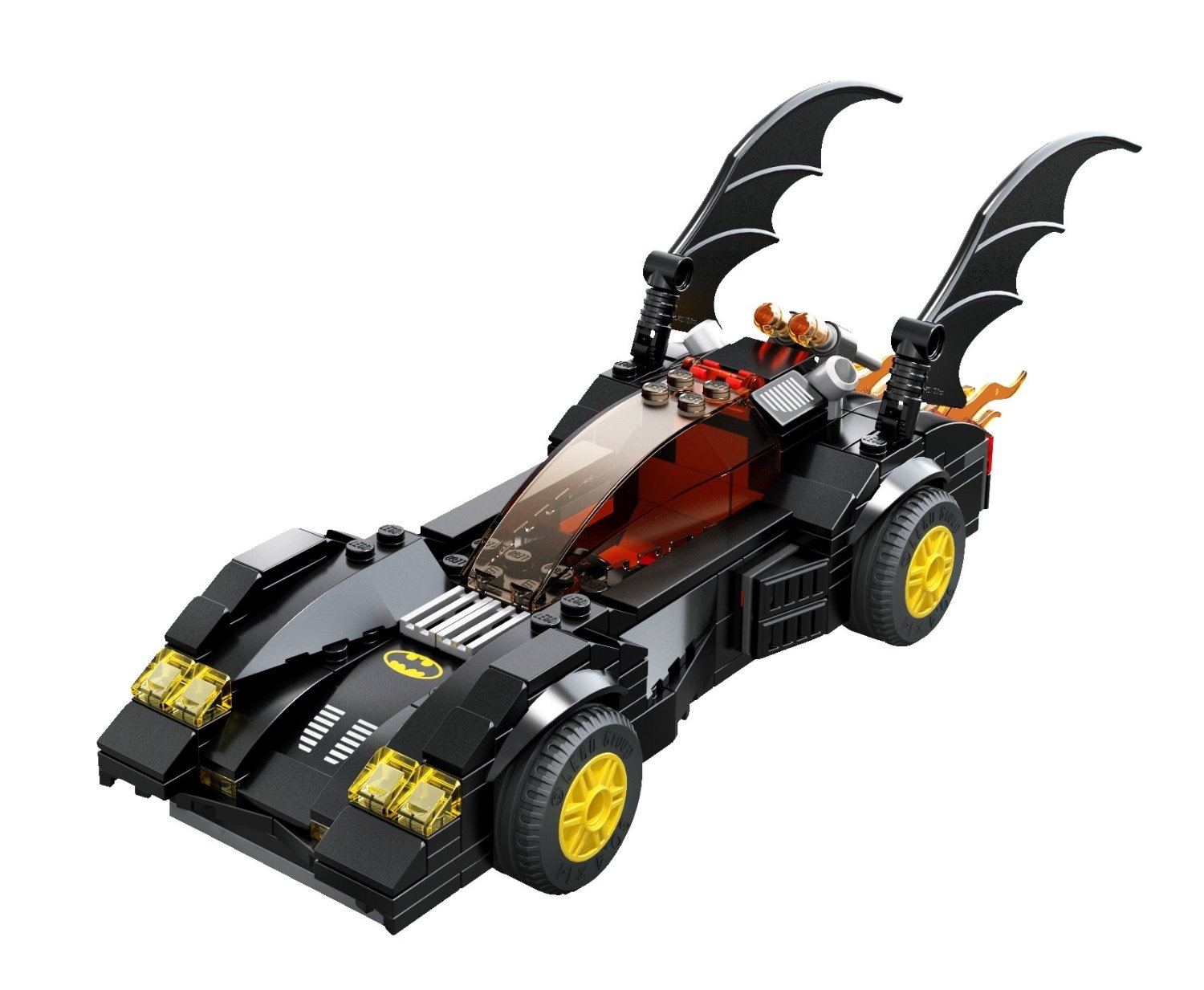 batmobile lego marvel and dc superheroes wiki fandom. Black Bedroom Furniture Sets. Home Design Ideas