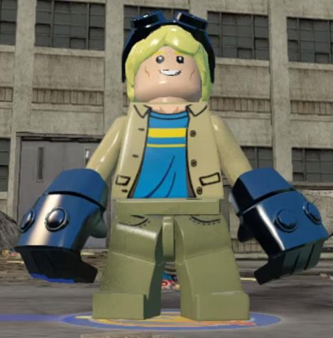 marvel lego runaways