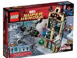 76005 Spider-Man: Daily Bugle Showdown
