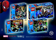 Spiderman sets-2
