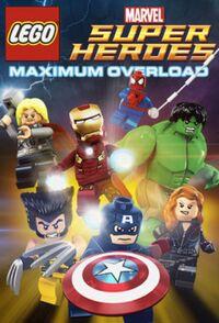 Bohaterowie Marvela- Doładowani na Maxa