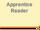 Apprentice Reader