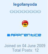 LegofanyodaNewbie