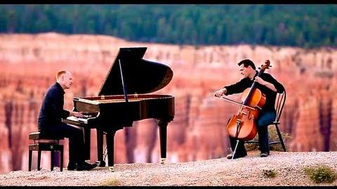 Titanium Pavane (Piano Cello Cover) - David Guetta Faure - ThePianoGuys