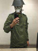 DDR Uniform