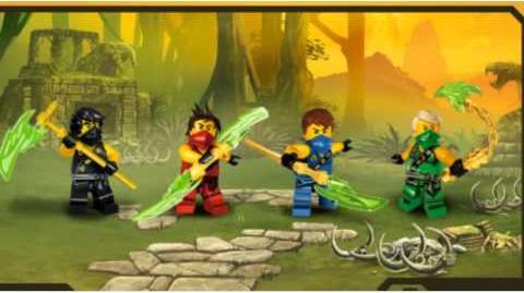 Video - Ninjago Weekend Whip Tournament Remix Full Song The Fold ...