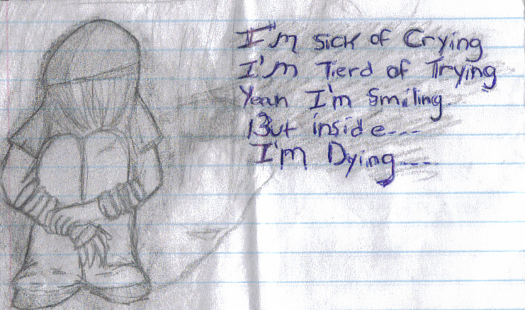 image sad lil anime girl by emo butterfly 666 jpg lego message