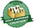 BestCreationNominee2015