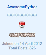 AwesomePythor