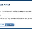 Make your own NEXO Power!