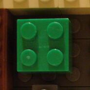 Mysterious Bricks (Green)