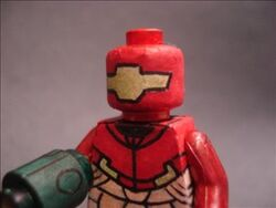 Lego Samus Aran 2