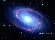 Tato Galaxy (Tetra System)