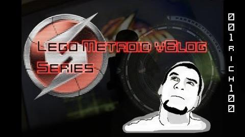 Lego Metroid vBlog (March 8, 2013)