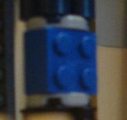 Mysterious Bricks (Blue)