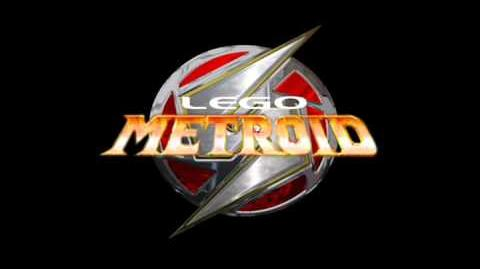 Lego Metroid Trailer 2
