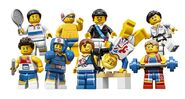 Lego Minifigures Olympics