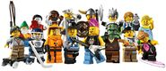 Lego Minifigures Series4