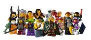 Lego Minifigures Series3