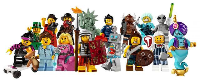 File:Lego Minifigures Series6.jpg
