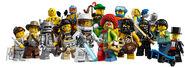 Lego Minifigures Series1