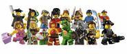 Lego Minifigures Series5