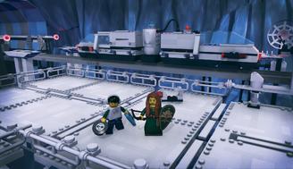 LEGO Minifigures 4