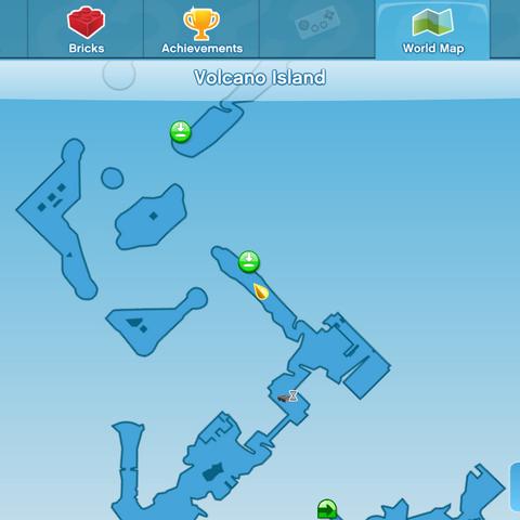 Willing Sacrifice Location World Map