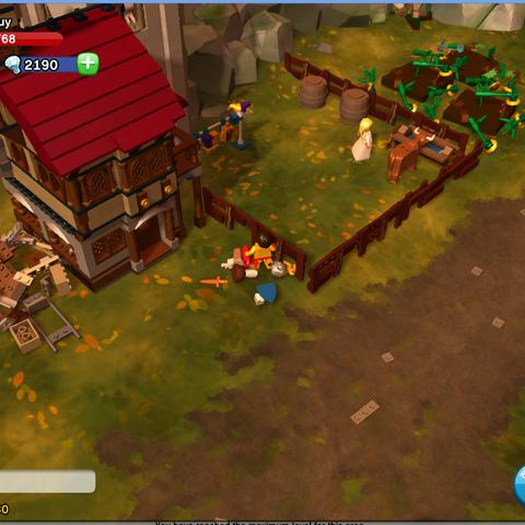 Jester's family home in the Kingdom.