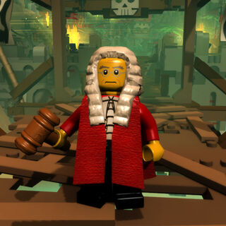 Judge in-game