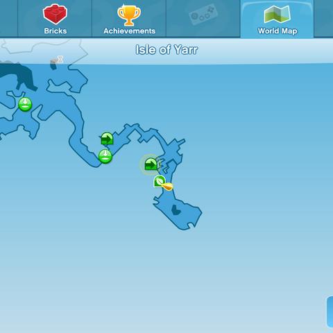 Treasured Island Epic Dungeon Entrance Location World Map