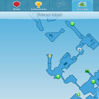 Dreadleg's Favorite Hat Location World Map