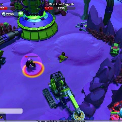 Location of Mind Lord Taggoth in Planet's Dark Side.